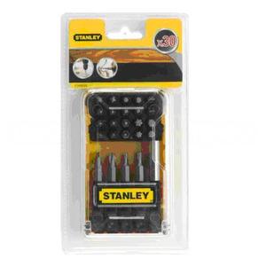 Набор бит 30шт. и магнитный держатель Stanley, STA60525 STA60525 Stanley
