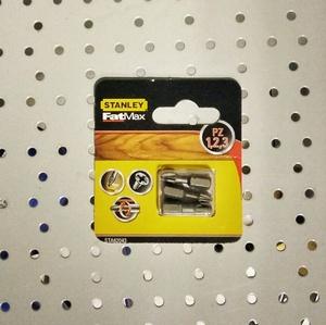 Набор бит PZ 1,2,3 x 25мм STA62043 Stanley STA62043-XJ Stanley