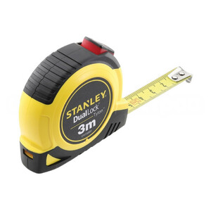 Рулетка 3 м х 13 мм, Stanley Dual Lock Tylon, STHT36802-0 STHT36802-0 Stanley