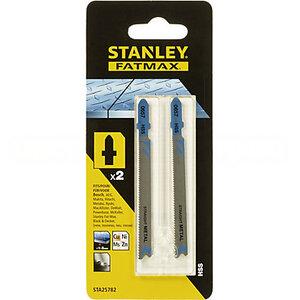 Пилки по металлу T127DF Stanley STA25042, 2 шт. STA25042-XJ Stanley