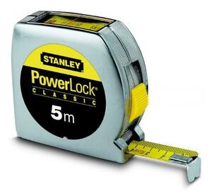 """Рулетка 5 м х 19 мм с окном сверху Stanley """"Powerlock"""", 0-33-932 0-33-932 Stanley"""