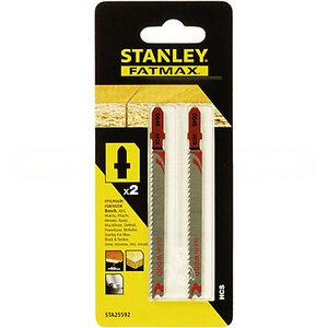 Пилки по ламинату T101BR Stanley STA23073, 3 шт. STA23073-XJ Stanley