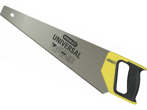 Ножовка по дереву 380х12 мм, Stanley, 1-20-002 1-20-002 Stanley