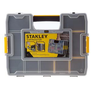 """Органайзер пластмассовый с перегородками Stanley """"Sort Master Junior"""", 1-97-483 1-97-483 Stanley"""