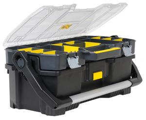 """Ящик для инструментов 24"""" Stanley, 1-97-514, со съемным органайзером 1-97-514 Stanley"""