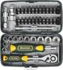 Набор слесарно-монтажного инструмента 38 предметов Kraftool INDUSTRIE 27970-H38