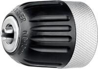 Патрон для дрели быстрозажимной с фиксатором зажима сверла 0.8-10 мм Stayer 29050-10-1/2