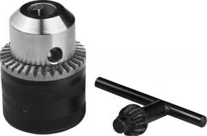 Патрон ударный ключевой для дрели 0.8-10 мм Зубр 2908-10-1/2_z01