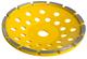 Чашка алмазная сегментированная, однорядная Stayer MASTER 33382-115