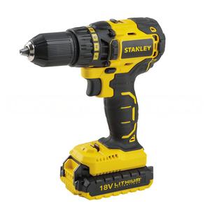 Дрель аккумуляторная SBD20D2K Stanley SBD20D2K-RU Stanley