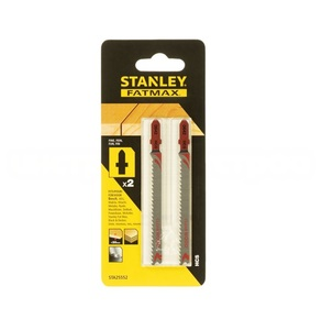 Пилки по дереву T144D Stanley STA21073, 3 шт. STA21073-XJ Stanley