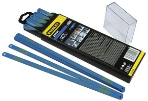 """Полотно ножовочное 300 мм (10 шт.) """"Laser Bimetal"""" Stanley, 1-15-558 1-15-558 Stanley"""