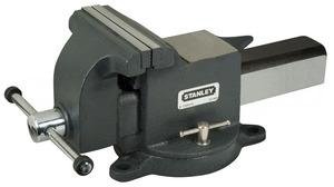 """Тисы слесарные 100мм """"MaxSteel"""" Stanley, 1-83-066, для большой нагрузки 1-83-066 Stanley"""
