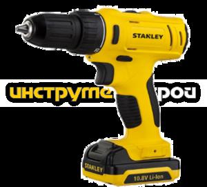 Дрель аккумуляторная ударная SCH12S2 Stanley SCH12S2-RU Stanley