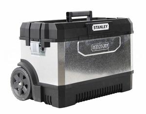 """Ящик с колесами """"Stanley"""" металлопластмассовый гальванизированный, 1-95-828 1-95-828 Stanley"""