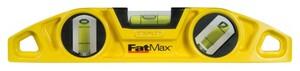 Уровень магнитный 23 см. Stanley FatMax Torpedo, 0-43-603 0-43-603 Stanley