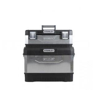 Ящик с колесами двухсекционный металлопластмассовый гальванизированный Stanley, 1-95-832 1-95-832 Stanley