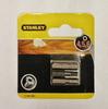 Набор бит HEX4, 5, 6 x 25мм STA61083 Stanley STA61083-XJ Stanley