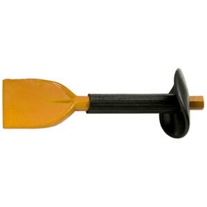 Зубило, 210 х 65 мм, с протектором Sparta