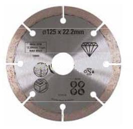 Диск алмазный 125х22,23 мм Stanley FatMax, STA38107-XJ STA38107-XJ Stanley
