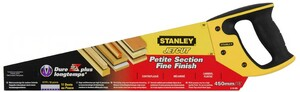 """Ножовка по дереву 450х11 мм, """"JET-CUT Fine"""", 2-15-595, Stanley 2-15-595 Stanley"""