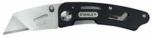 """Нож складной Stanley """"Stanley Utility"""" с фиксированным лезвием, 0-10-855 0-10-855 Stanley"""
