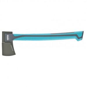 Топор универсальный 800 гр, кованый, тефлоновое покрытие, двухкомпонентное пластиковое топорище, 450 мм Gross