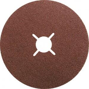 Круги фибровые 5 шт, Р 40, 125 х 22 mm 73908 MATRIX