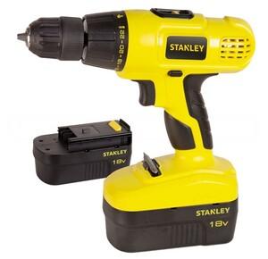 Дрель аккумуляторная STDC18HBK Stanley STDC18HBK-RU Stanley