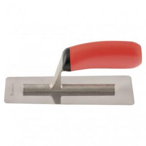 Кельма для венецианской штукатурки, нержавеющая сталь, 200 х 80 мм, двухкомпонентная ручка Matrix