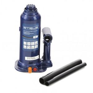 Домкрат гидравлический бутылочный, 4 т, h подъема 188-363 мм 51162 STELS