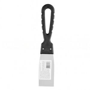 Шпательная лопатка из нержавеющей стали, 40 мм, пластмассовая ручка 85132 SPARTA