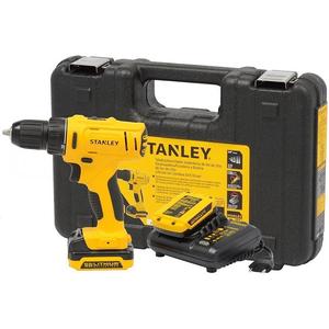 Дрель аккумуляторная ударная SCH121S2K Stanley SCH121S2K-RU Stanley