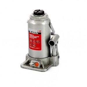 Домкрат гидравлический бутылочный, 16 т, h подъема 230-460 мм 50769 MATRIX