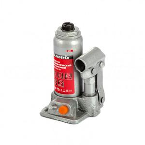 Домкрат гидравлический бутылочный, 2 т, h подъема 158-308 мм 50760 MATRIX