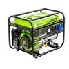 Генератор бензиновый БС-6500, 5.5 кВт, 230В, четырехтактный, 25 л, ручной стартер 94546 СИБРТЕХ
