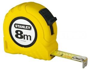 "Рулетка 8 м х 25, ""Global Tape"", 1-30-457, Stanley 1-30-457 Stanley"