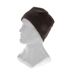 Шапка из флиса для взрослых, размер 56-57, черная Россия 68802 СИБРТЕХ