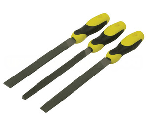Набор из 3-х напильников 200 мм Stanley, 0-22-464 0-22-464 Stanley