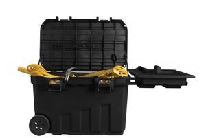 """Ящик большого объема с колесами Stanley """"Mobile Job Chest"""" (29025), 1-92-978, с металлическими замками пластмассовый 1-92-978 Stanley"""