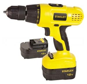 Дрель аккумуляторная STDC12HBK Stanley STDC12HBK-RU Stanley