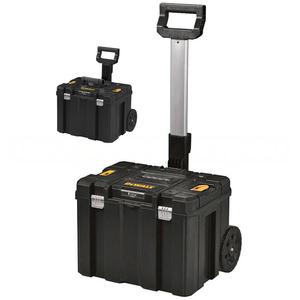 """Ящик-модуль для инструмента """"Dewalt TSTAK"""" Stanley DWST1-75799 с колесами DWST1-75799 DeWalt"""