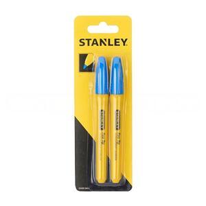 Маркер синий Stanley, STHT81390-0, 2 шт. STHT81390-0 Stanley