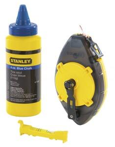 "Шнур разметочный в корпусе Stanley ""PowerWinder"", 0-47-465 0-47-465 Stanley"