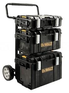Система хранения и транспортировки для электроинструмента DeWalt ToughSystem 4 in 1, 1-70-349 1-70-349 DeWalt
