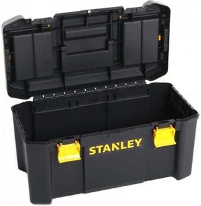 """Ящик для инструментов 19"""" Stanley Essential с пластмассовыми замками STST1-75520 STST1-75520 Stanley"""
